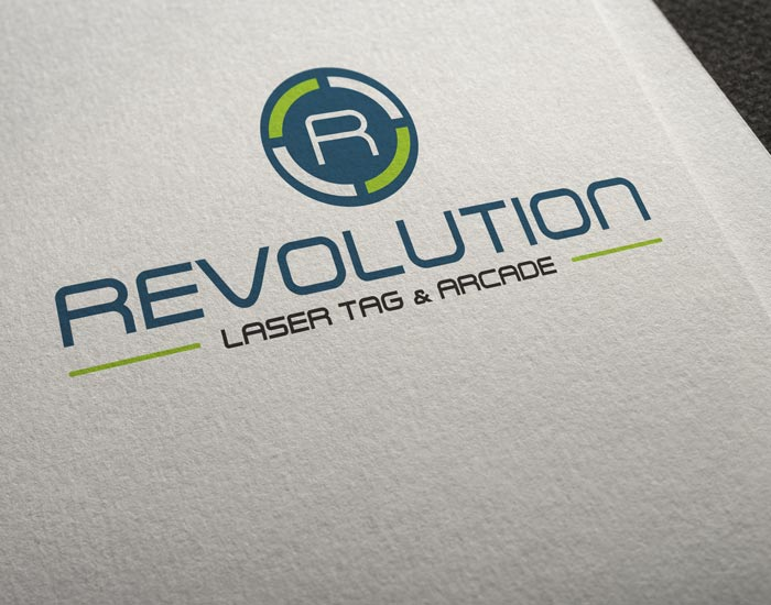 drive creative agency client revolution laser tag and arcade