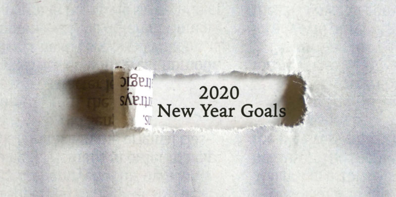 How to Create Marketing Goals for 2020
