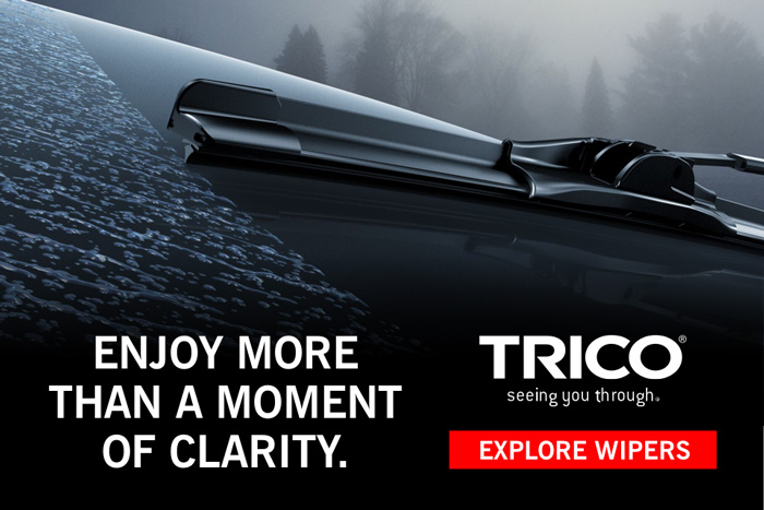 Trico banner ad by drive creative