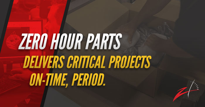 zero hour parts social media post image