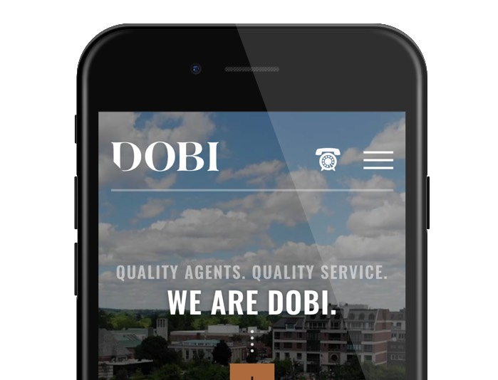 iphone dobi homepage