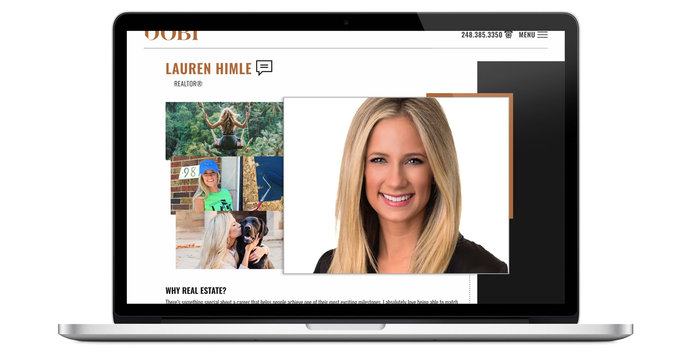 dobi real estate agent lauren himle