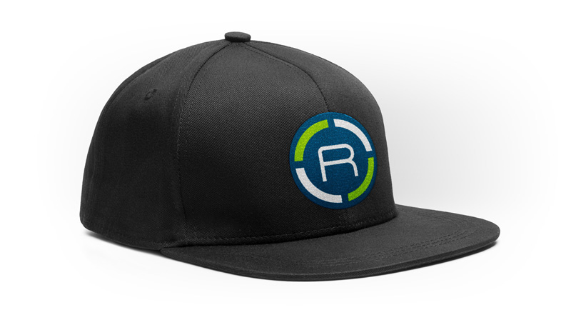revolution laser tag baseball hat